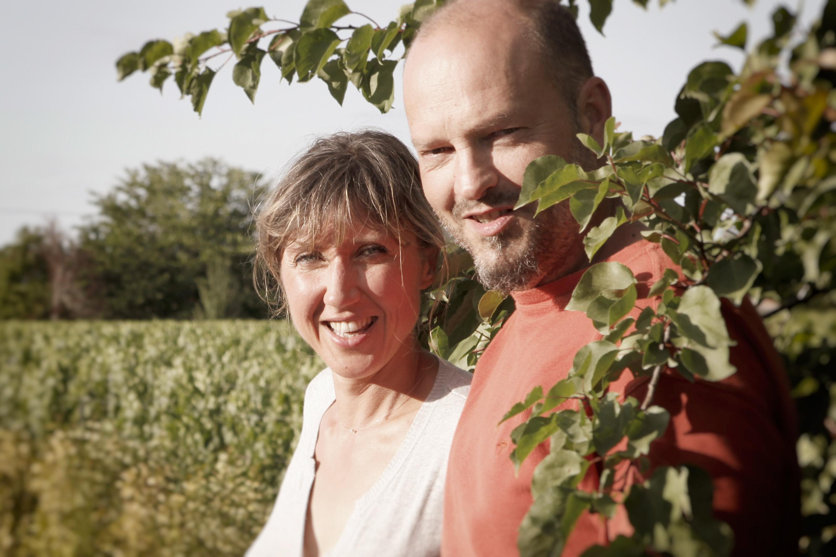 Isabelle et Franck, vignerons aux techniques naturels en Dordogne, Sud Ouest